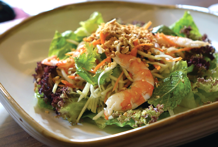 Vietnamese-sweet-and-sour-salad