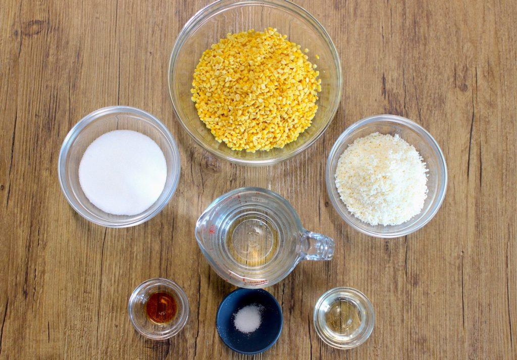 filling sesame ball recipe