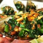 green mussel recipe