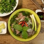 authentic pho recipe_a bowl of beef pho
